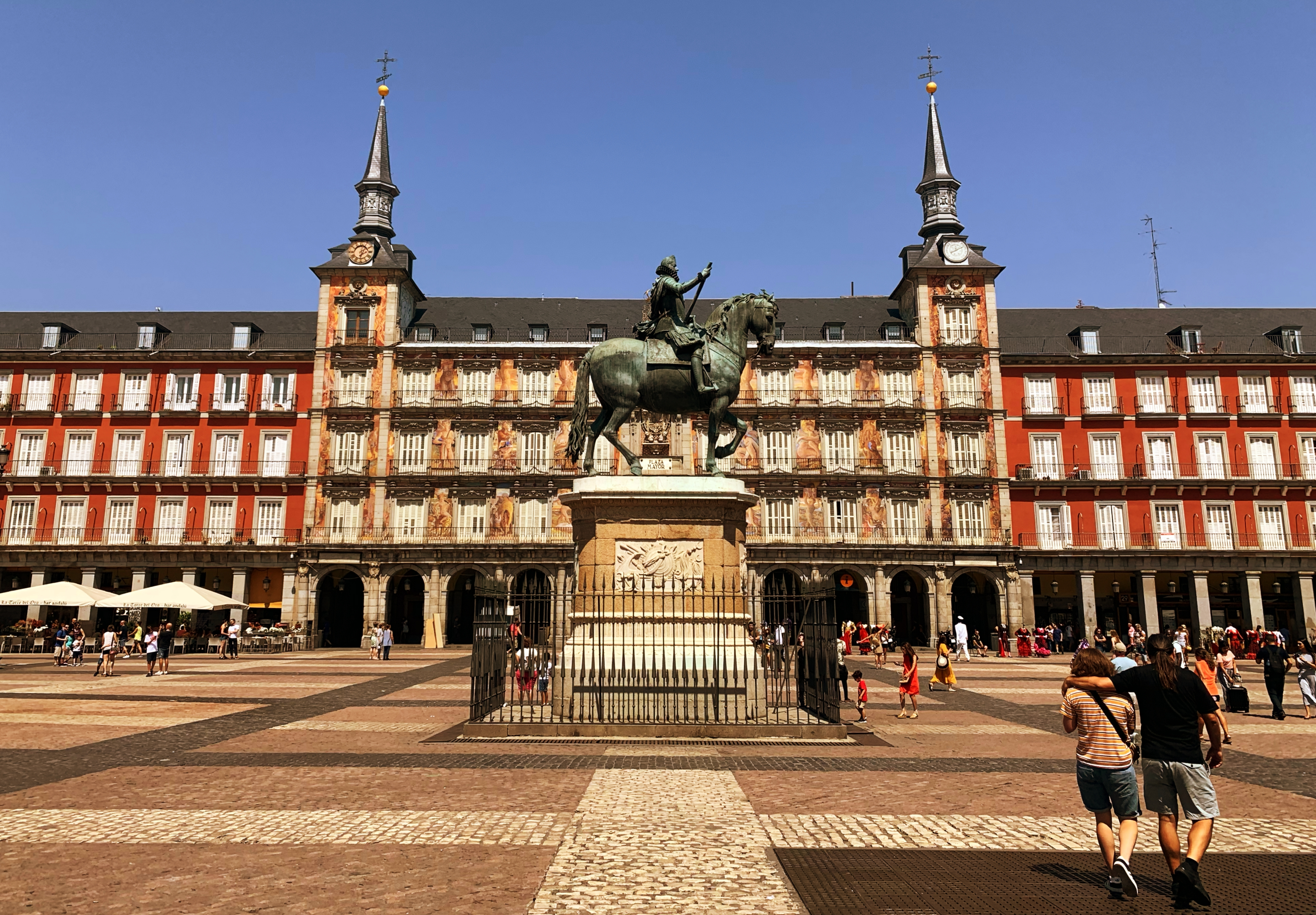 Things to do in Madrid: Plaza Mayor